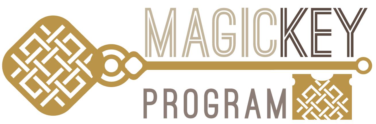 Condian Hotels, Magic Key login page
